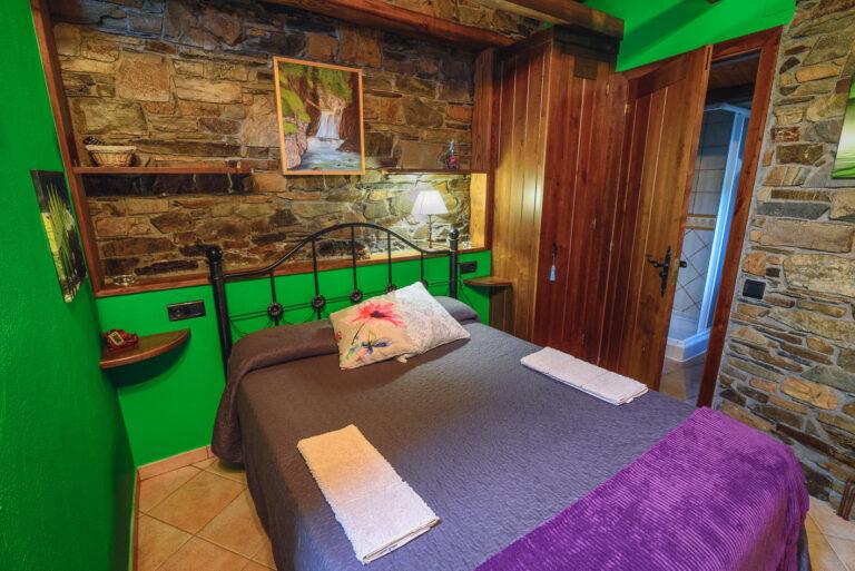El cuarto do forno de Esquios (Taramundi, Asturias)