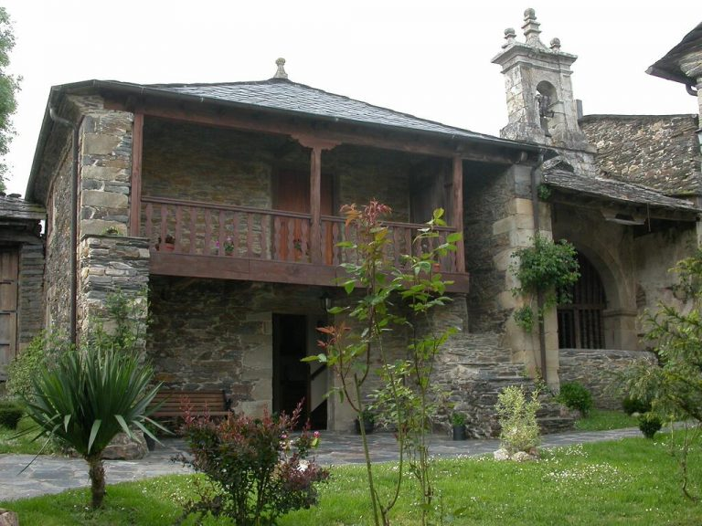 Casa de Alba (San Martín de Oscos, Asturias)