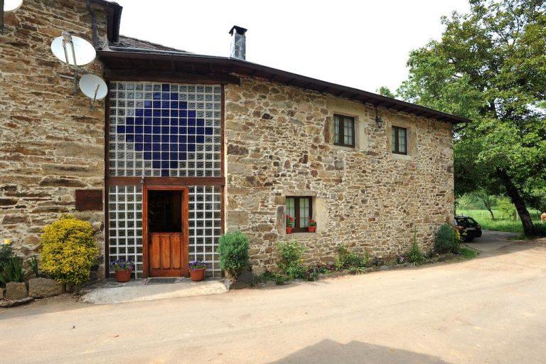 Casa Madreselva (Tineo, Asturias)